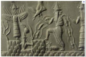 tablettes babyloniennes, Gilgamesh, récit biblique