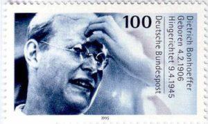 Dietrich Bonhoeffer : réflexions sur son temps