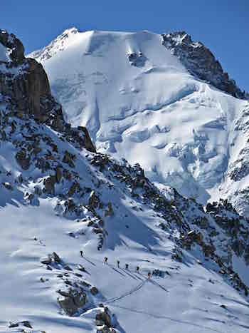 Alpinisme et marche du chrétien