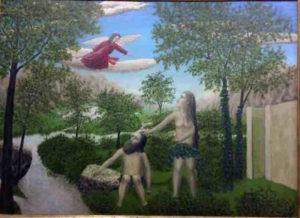 Genèse, création, chute