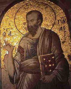 se recentrer sur l'essentiel : le Christ
