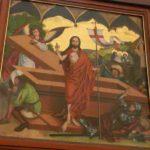 Se recentrer sur l'essentiel : le Christ, (ses souffrances, sa résurrection)