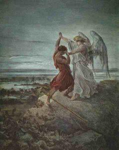 Jacob et l'ange : la minute de vérité
